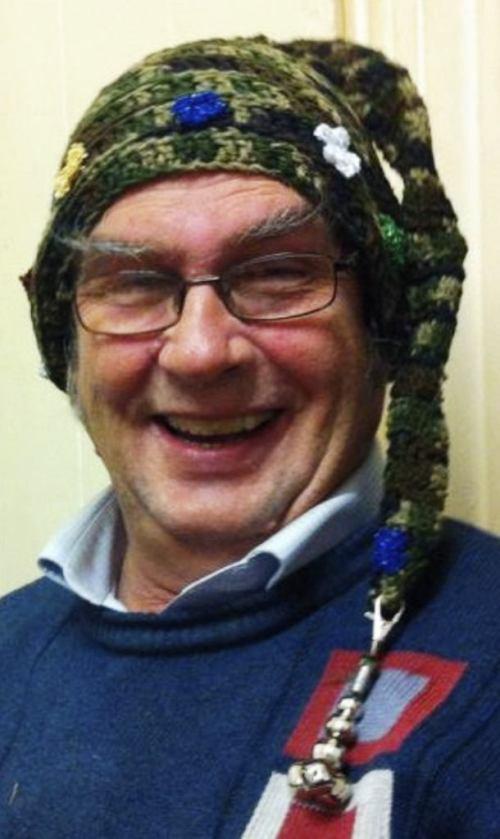 2015-11-18 - Wood Nymph Hat!
